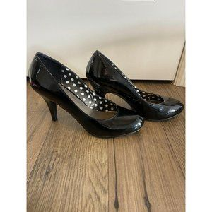 Fergalicious by Fergie Utopia Patent Leather Heels